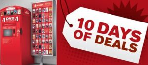 recbox 10 days of deals