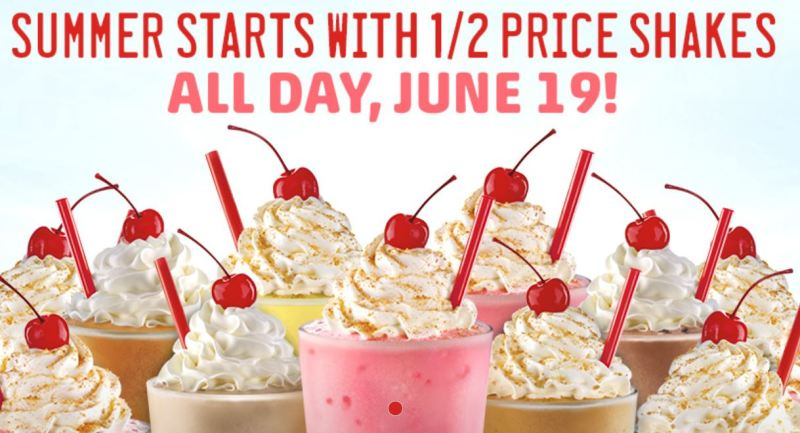 Large Of Sonic Half Price Shakes