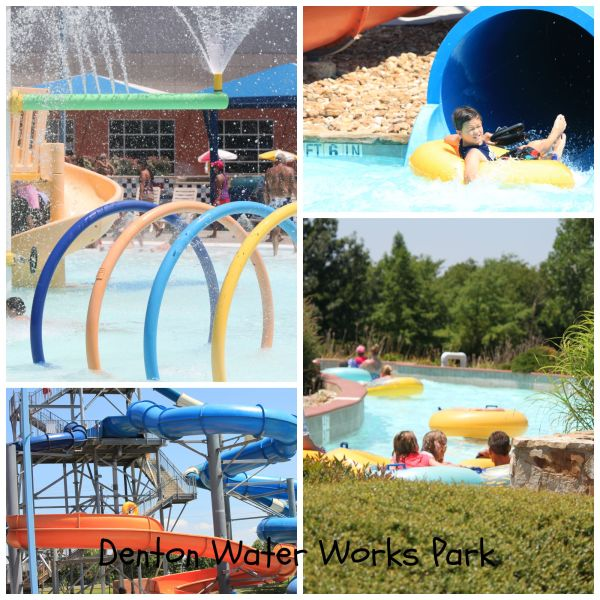 Denton Water Works 2