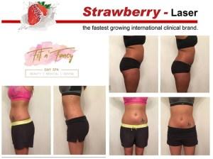 strawberry-laser