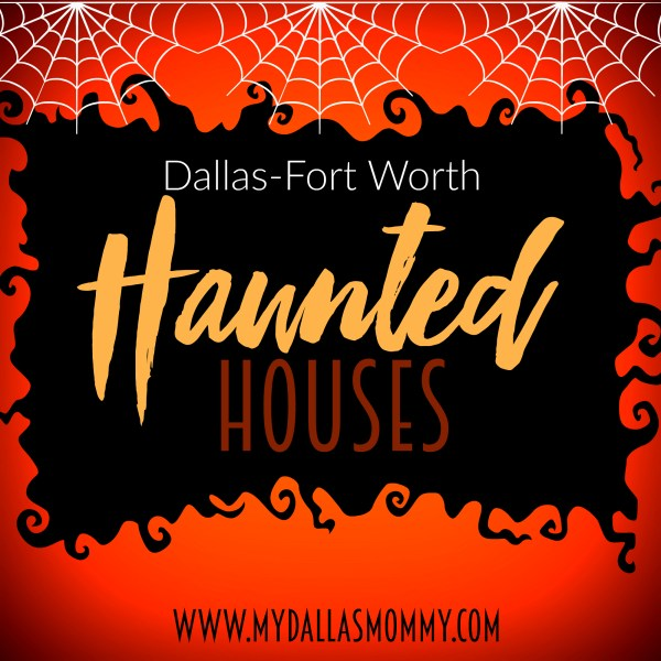 Dallas & Fort Worth Haunted Houses