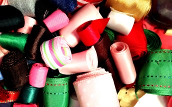 How To Store Your Leftover Ribbon Pieces