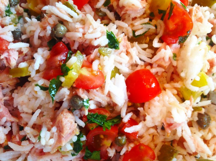 Basmati Rice With Tuna – A Great Diet Starter!