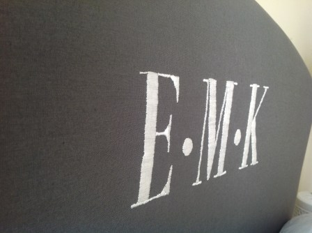 Monogram Close Up