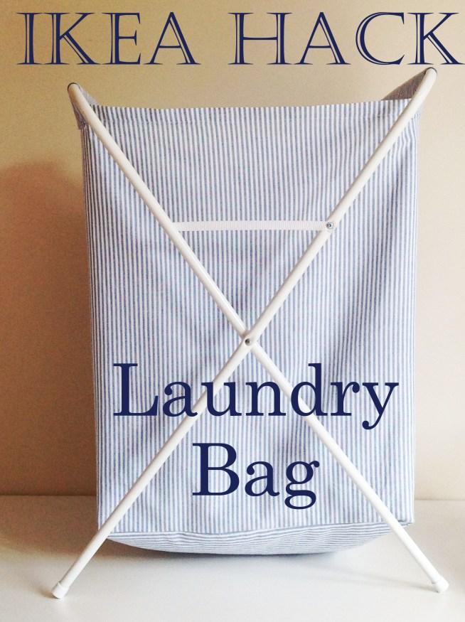 IKEA Hack – Jall Laundry Bag
