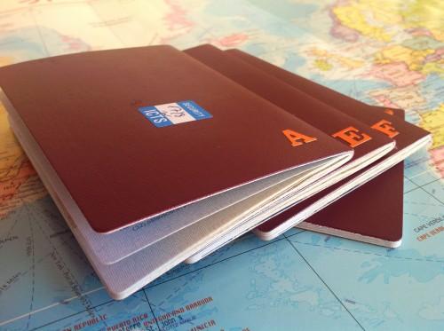 4 Passports - My Dear Irene