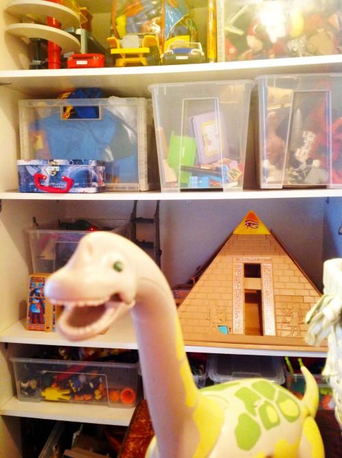 Toys Closet - My Dear Irene