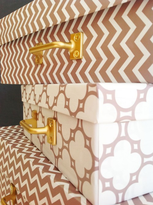 Three Shoe Boxes - mydearirene