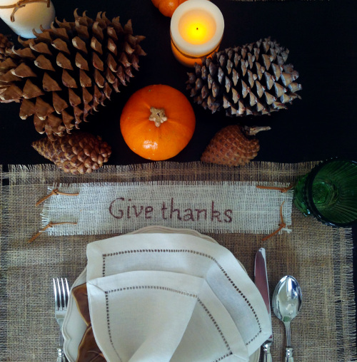Thanksgiving Placemat - mydearirene
