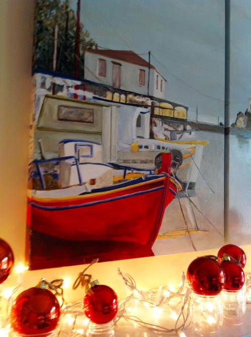 Painting Boat - mydearirene