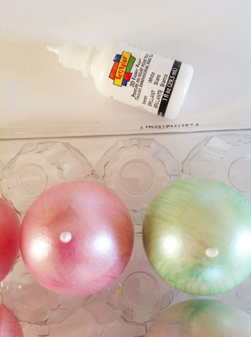A Drop Of 3D Fabric Paint - mydearirene