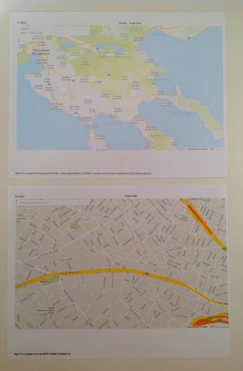 Two Maps - mydearirene