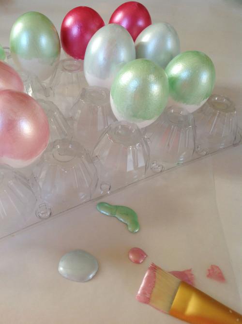 Painted Pearl Egs II - mydearirene