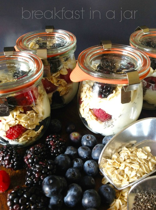 Breakfast In A Jar IV - mydearirene