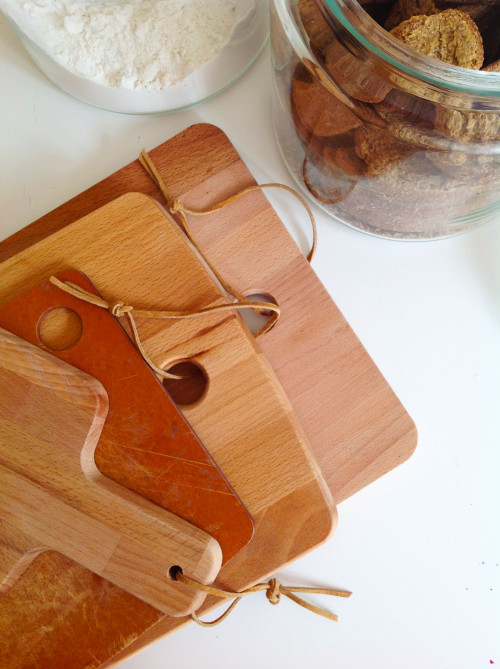 Four Cutting Boards - mydearirene
