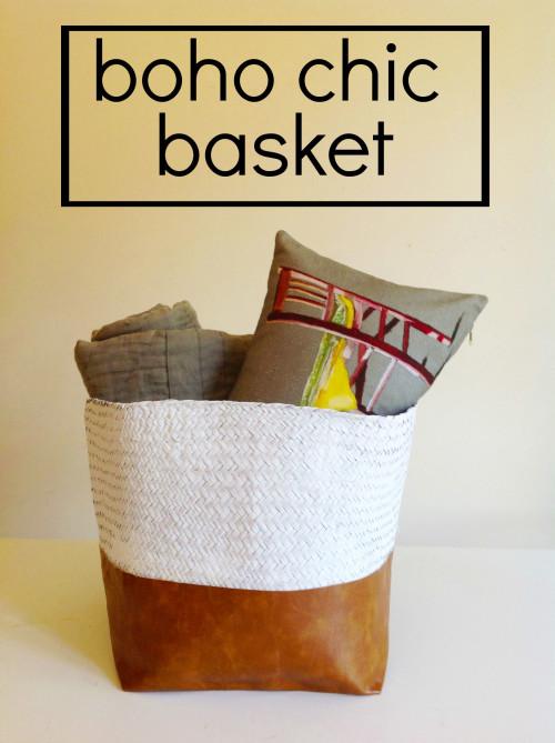 Boho Chic Basket After ps- mydearirene