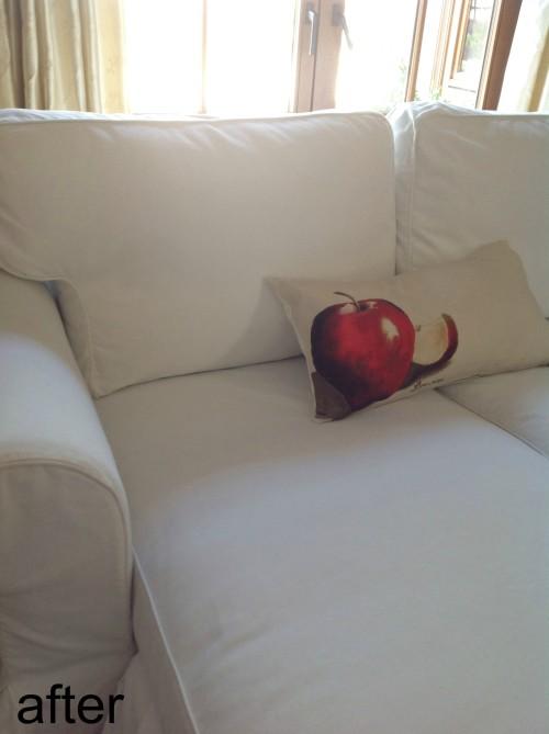 IKEA Sofa After II- mydearirene.com