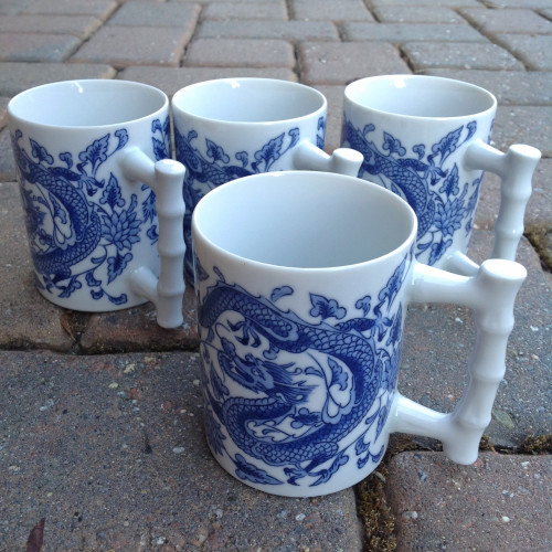 Chinoiserie Mugs - mydearirene.com