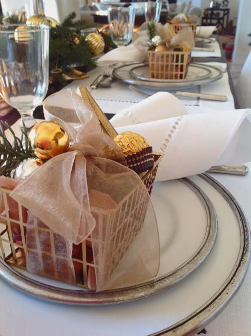 New Year Tablescape - mydearirene.com