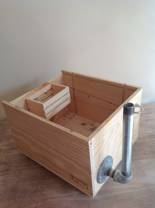 Make A Cleaning Caddy - mydearirene.com