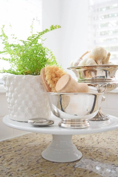 Cake Stands Are Not Just For Serving Food!