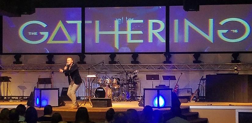 The Gathering – guest speaker Pastor Daniel Gray