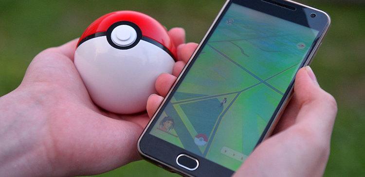 Pokémon Go te deixando mais saudável