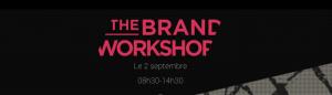 #eMARKETING - The Brand Workshop - By Le Club des Annonceurs