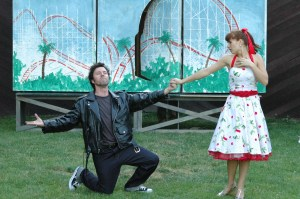 """Two Gentlemen of Verona"" set for City Park Sunday."
