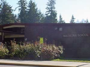 Replacement of Madrona K-8 School in Edmonds is one project that would be funded by a new bond.