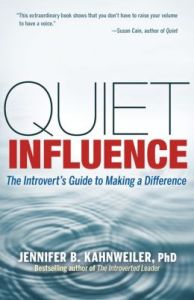 Quiet influence book