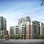 Uptown Markham - Condo project by Times Group