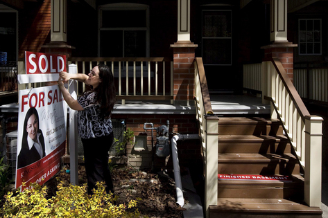 Homes sales in GTA dropped in August, but average price still up