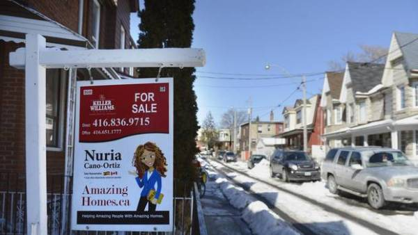 Home sales, prices in Toronto could hit record in 2016, real estate board says