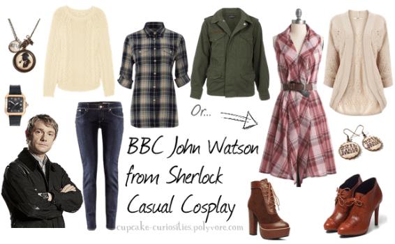 John Watson Closet Cosplay