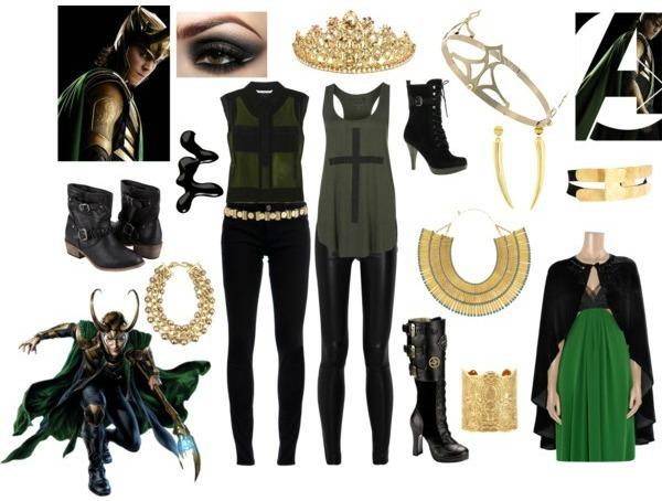 Loki Closet Cosplay