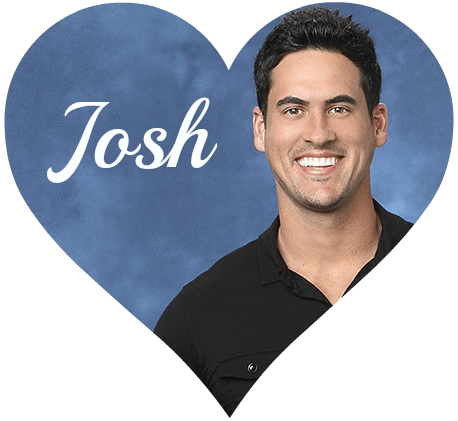 Bachelorette Winner - Josh