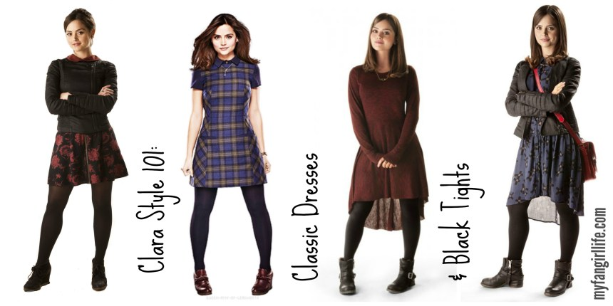 Clara Style 101 - Dresses & Tights