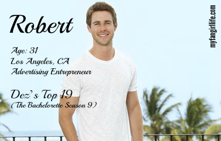 EDIT - Robert (Bachelor In Paradise)