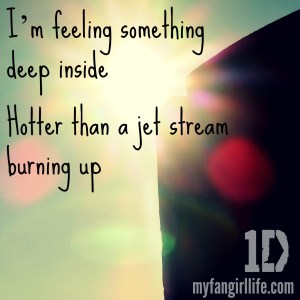 One Direction Lyrics - Fireproof 2