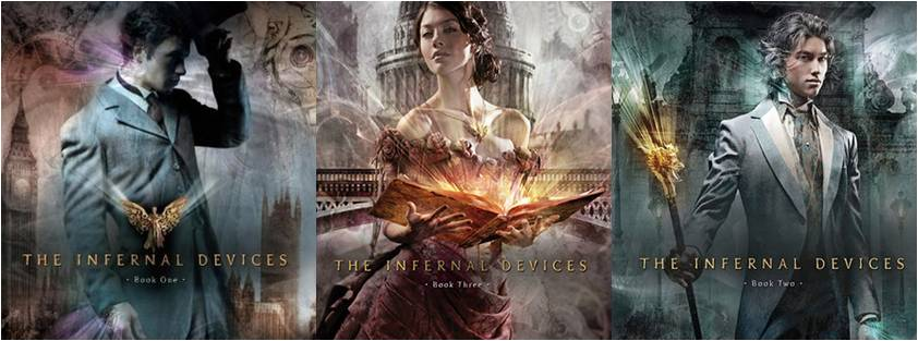 OTP - Will + Tessa + Jem (Infernal Devices)