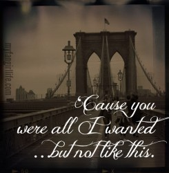 Taylor Swift 1989 Lyrics - All You Had To Do Was Stay 3