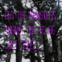 Taylor Swift 1989 Lyrics - Out of the Woods 2