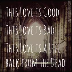Taylor Swift 1989 Lyrics - This Love 1