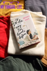 Autumn Book Haul - To All The Boys I've Loved Before