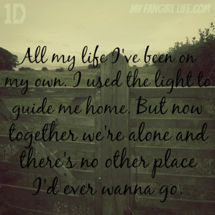 One Direction Four Lyrics - Stockholm Syndrome 3