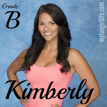 Bachelor Chris Contestant Kimberly
