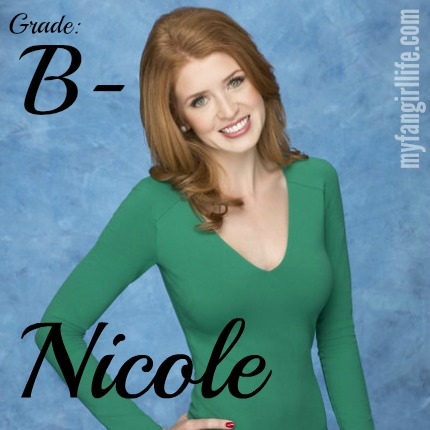 Bachelor Chris Contestant Nicole