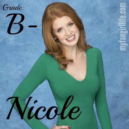 Bachelor Chris Contestant Nicole