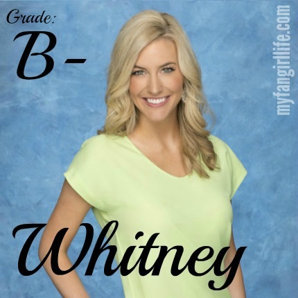 Bachelor Chris Contestant Whitney